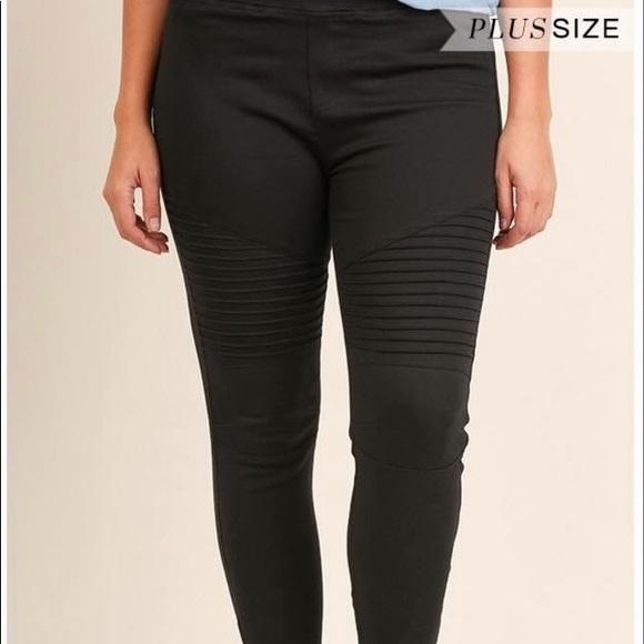 3a40f57d4f3293 Umgee Pants   Plus Size Motto Jeggings Size In Description   Poshmark